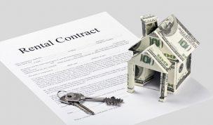 定期借家契約をしている建物の相続税評価