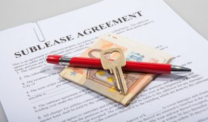 サブリース契約をしている場合の貸家建付地の相続税評価方法