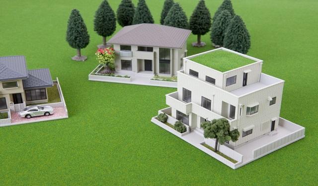 同一敷地内に親と子の建物がある場合の小規模宅地等の特例