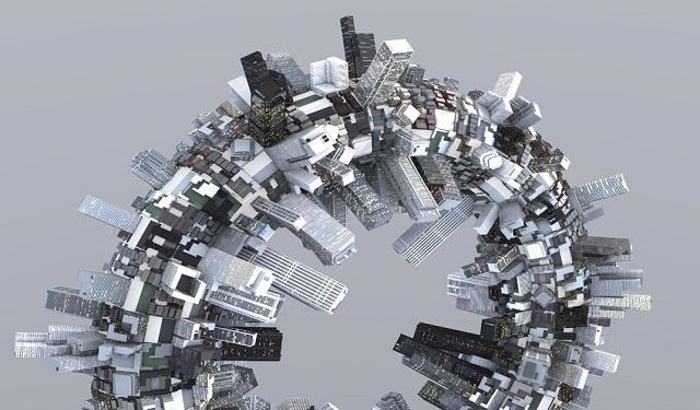 「容積率の異なる2以上の地域にわたる宅地」の相続税評価