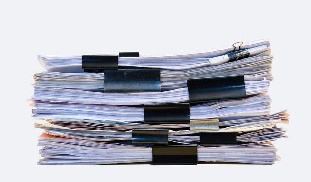 相続税申告書提出の際に必要な添付資料一覧