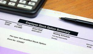 ストックオプションの相続税評価の計算方法