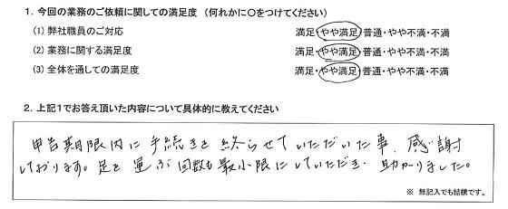 千葉 50代・女性(No.368)