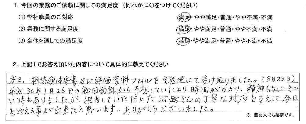 千葉 60代・女性(No.503)