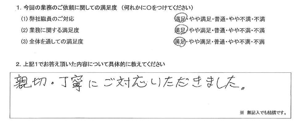 東京 50代・男性(No.452)