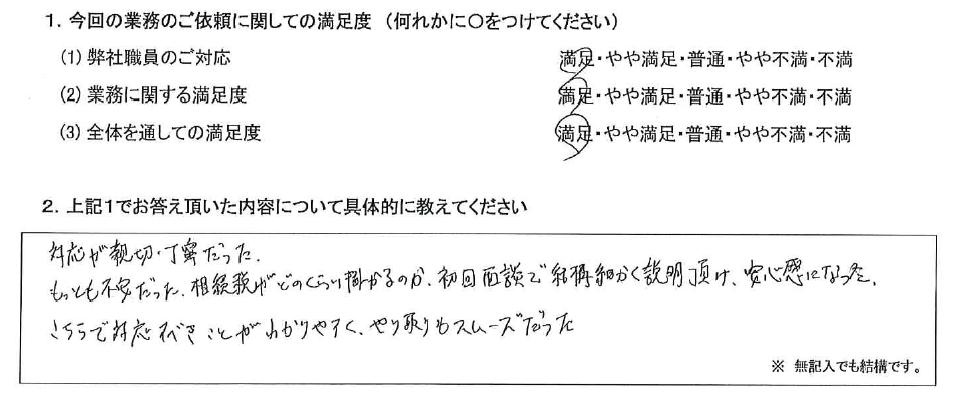 愛知 40代・男性(No.485)