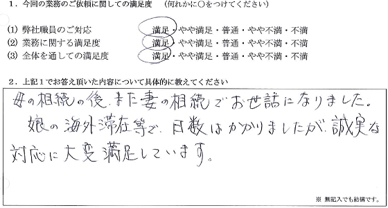 神奈川 50代・男性(No.086)