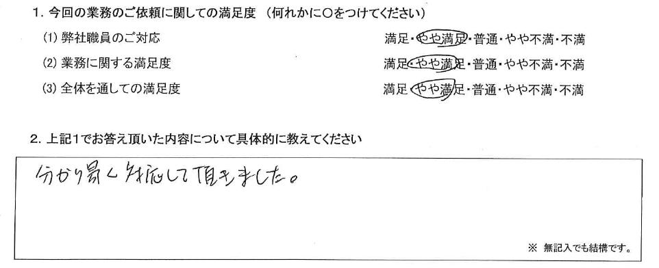 神奈川 50代・男性(No.486)