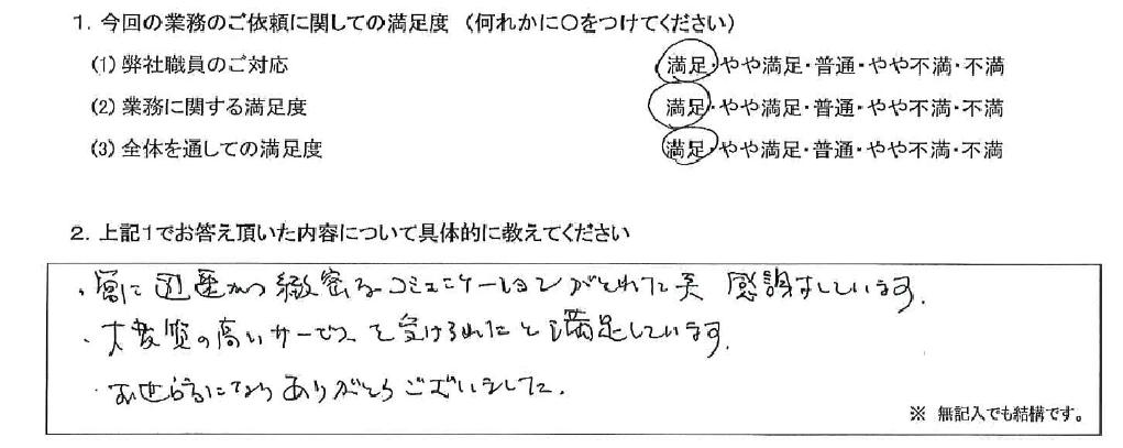 兵庫 50代・男性(No.548)