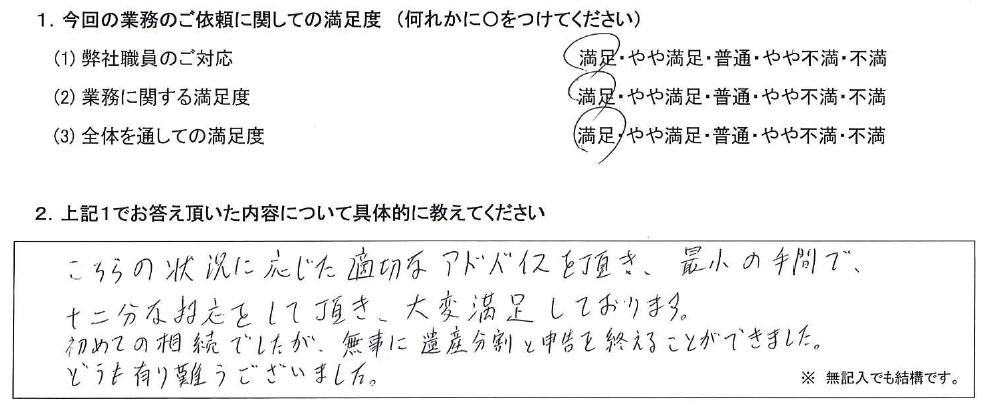 千葉 50代・男性(No.489)