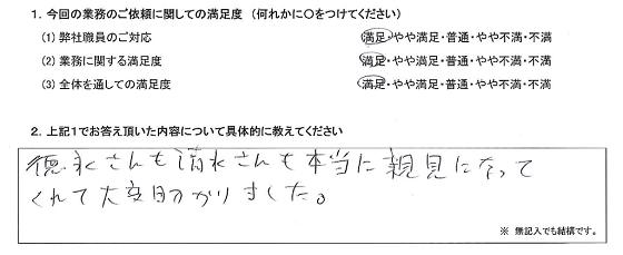 神奈川 50代・男性(No.293)