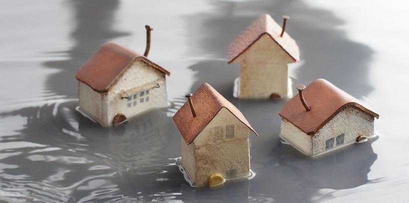 相続開始後に災害によって被害を受けた財産の取扱い