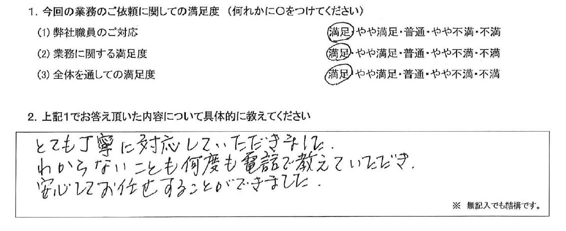 神奈川 50代・女性(No.520)