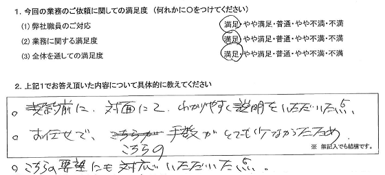 神奈川 50代・男性(No.370)