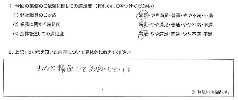 東京 60代・女性(No.495)