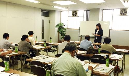 近畿大阪銀行主催セミナーにて講師をさせていただきました。