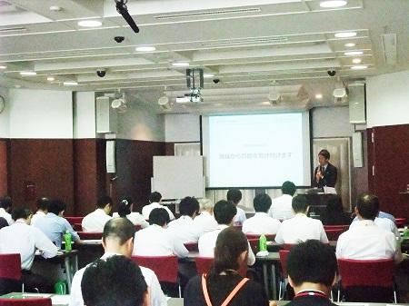 【セミナー】㈱エッサム主催会計事務所フェアで講師をさせていただきました。