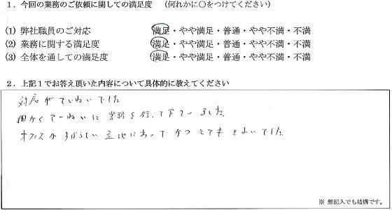 東京 50代・男性(No.070)
