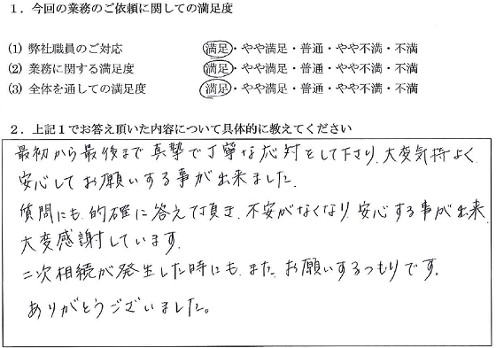 埼玉 40代・女性(No.029)