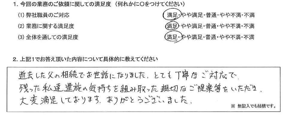愛知 40代・男性(No.470)