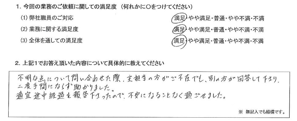 神奈川 50代・男性(No.496)