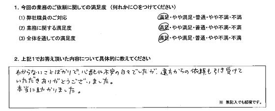 宮城 40代・女性(No.230)