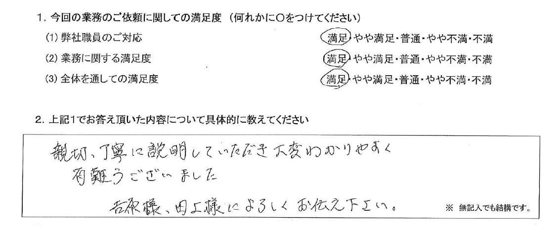 神奈川 50代・男性(No.516)