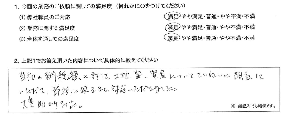 神奈川 50代・女性(No.414)