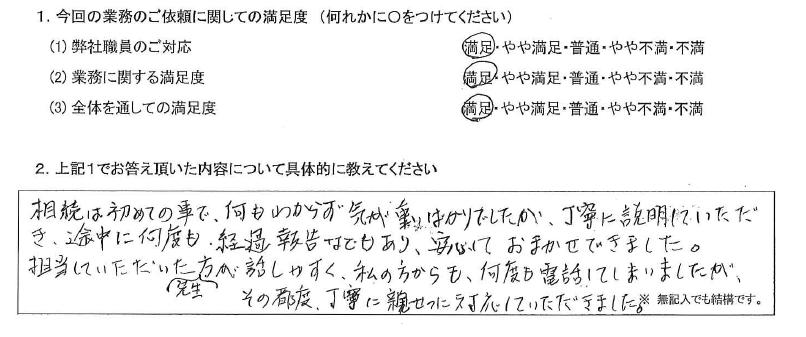 神奈川 50代・女性(No.392)
