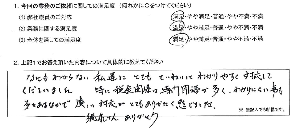 神奈川 50代・男性(No.409)
