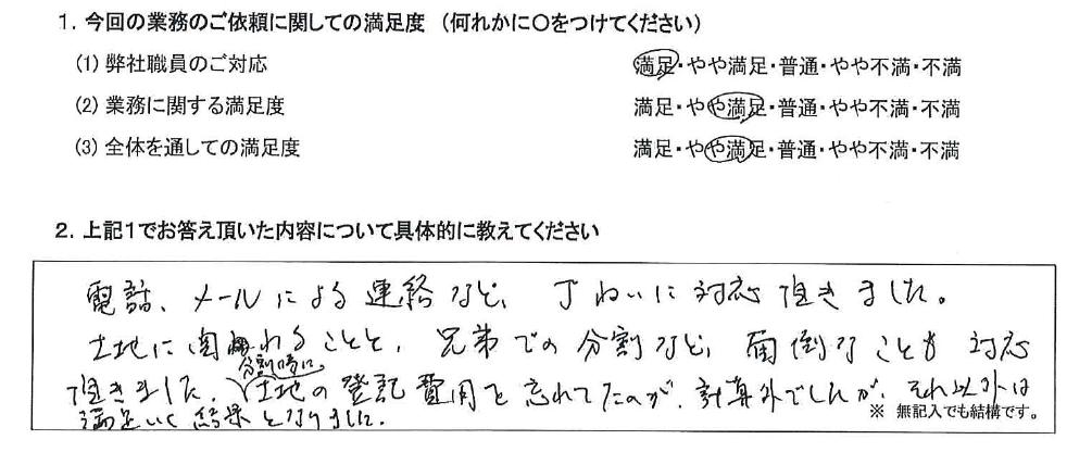 大阪 50代・男性(No.636)