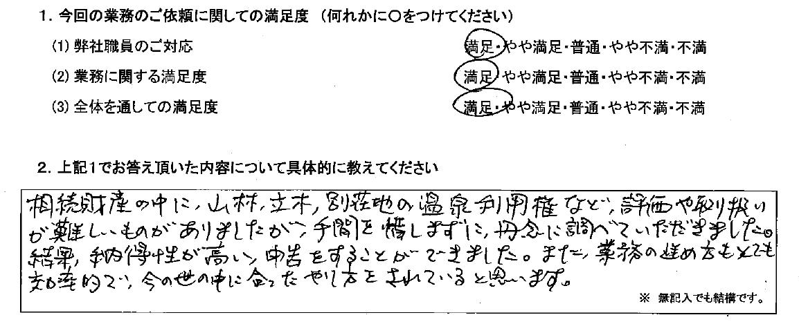 神奈川 50代・男性(No.524)