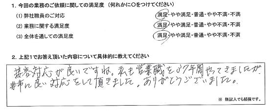 埼玉 50代・男性(No.245)
