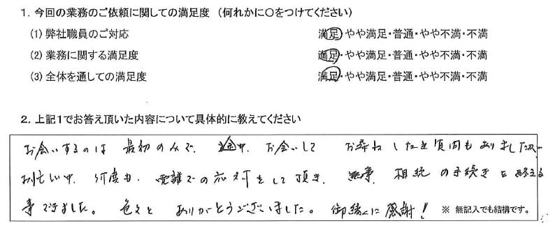 愛知 60代・男性(No.394)