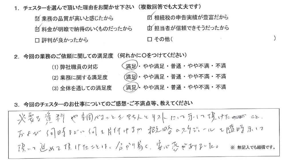 東京 50代・男性(No.657)