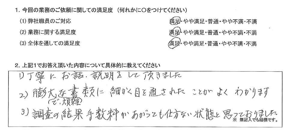 兵庫 80代・女性(No.433)
