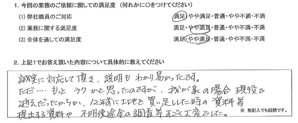 東京 60代・女性(No.464)