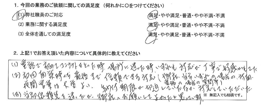 大阪 50代・女性(No.614)