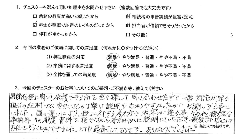 大阪 80代・男性(No.760)