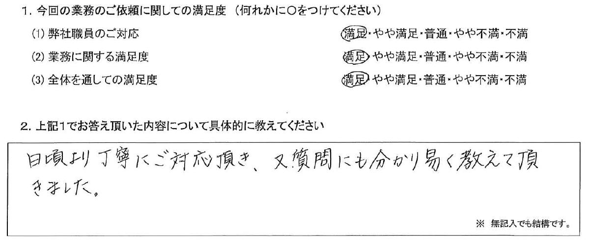 福岡 50代・女性(No.424)