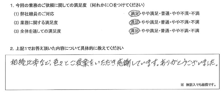東京 50代・男性(No.434)
