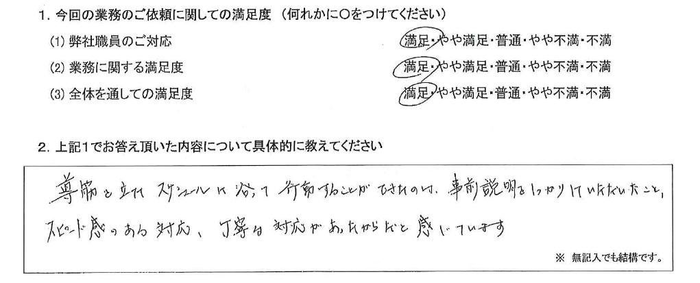 静岡 30代・男性(No.645)