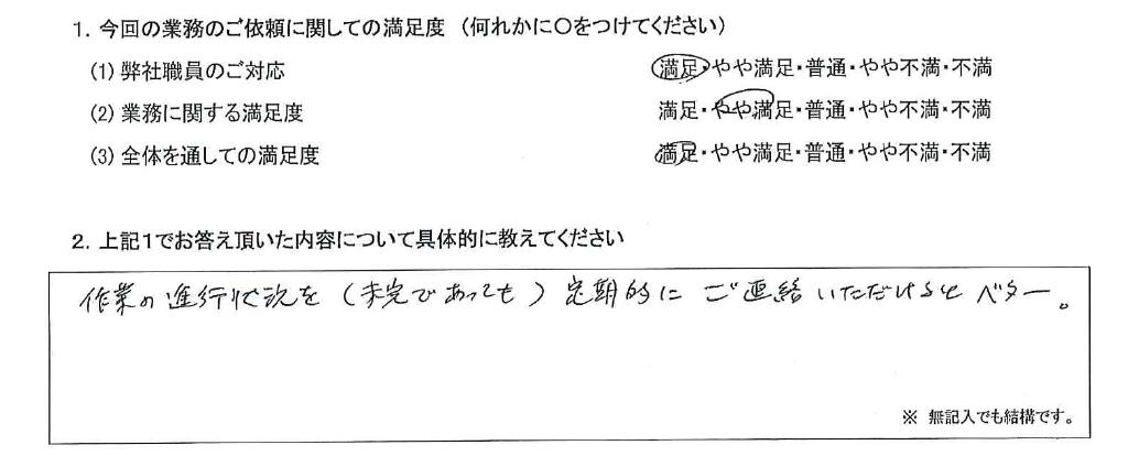 東京 50代・男性(No.623)