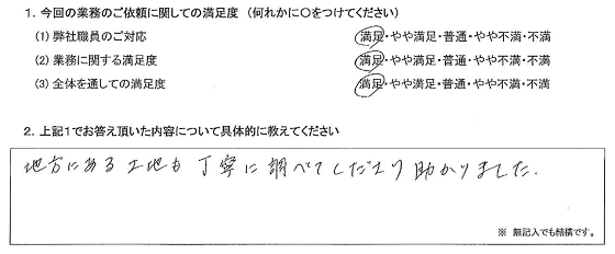 神奈川 50代・女性(No.371)