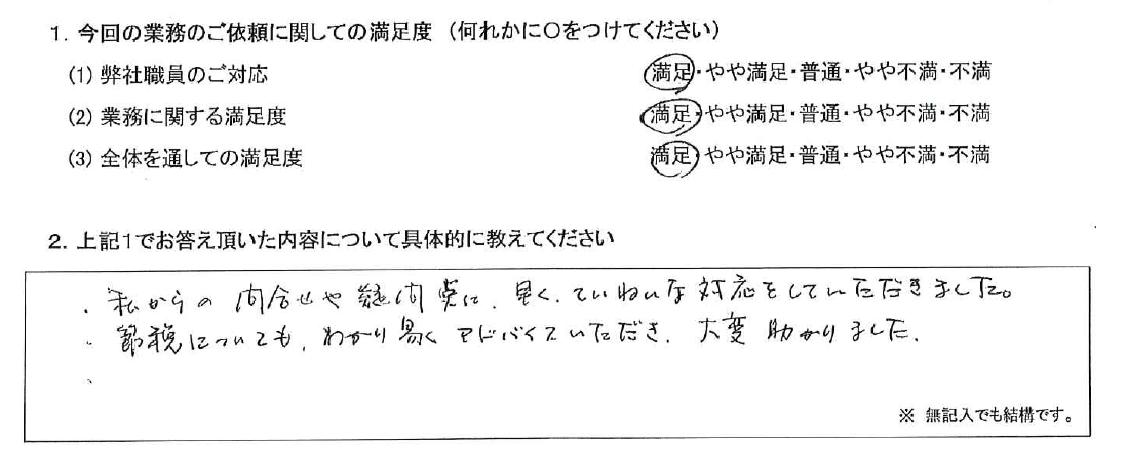愛知 60代・男性(No.518)