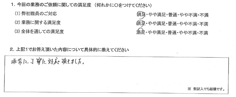 神奈川 50代・男性(No.612)