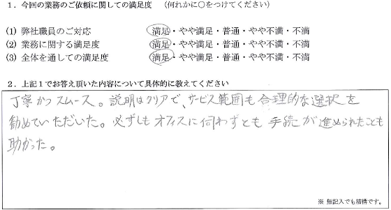 千葉 40代・男性(No.090)