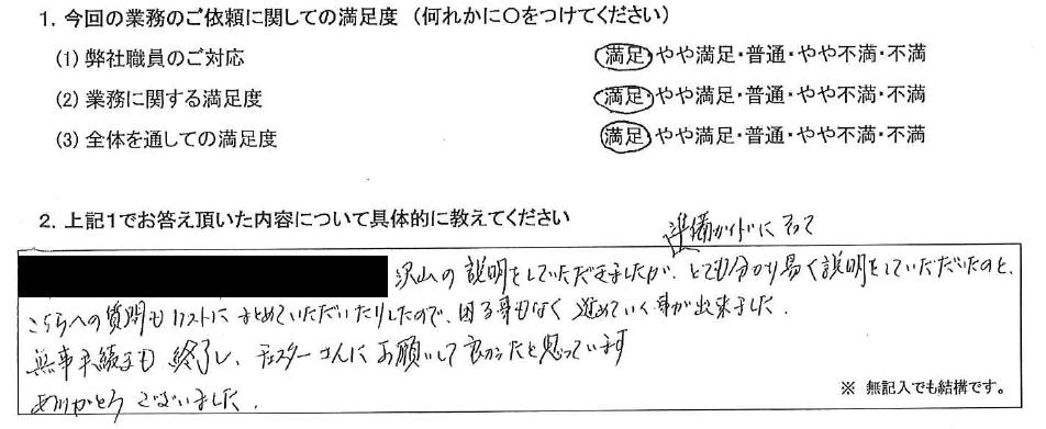 埼玉 60代・女性(No.387)