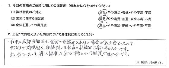東京 50代・男性(No.364)