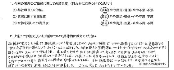 愛知 60代・男性(No.380)
